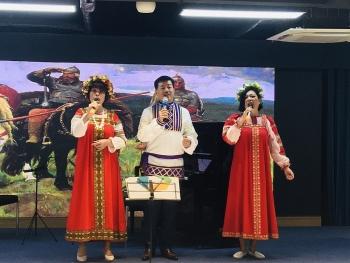 Chương trình Âm nhạc &Văn hoá Nga tại Việt Nam: tái hiện các nhạc phẩm Nga nổi tiếng