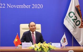 Thủ tướng Nguyễn Xuân Phúc: Hòa bình, ổn định, hợp tác cùng phát triển là điều kiện tiên quyết cho phát triển bền vững