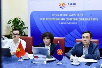 Uỷ ban liên Chính phủ ASEAN về Nhân quyền rà soát các nội dung cần triển khai trong năm 2020