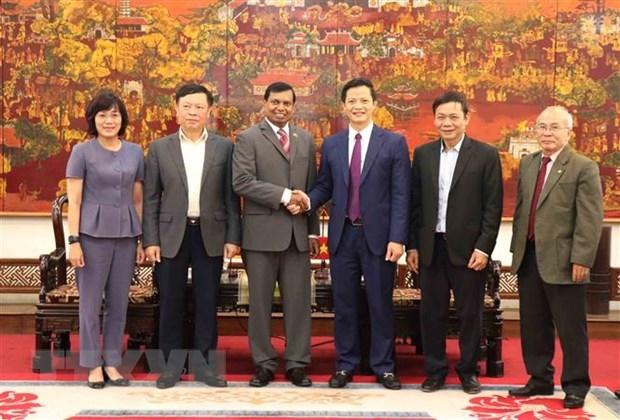 Sri Lanka tìm hiểu đầu tư và hợp tác tại tỉnh Bắc Ninh