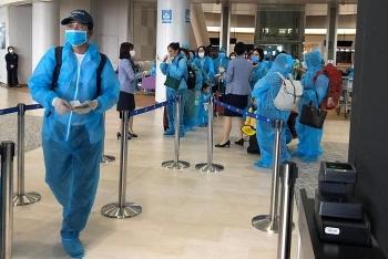 Thêm chuyến bay đưa 210 công dân Việt Nam từ Nhật Bản về nước