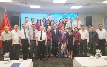 HUFO tổ chức họp mặt nhân Kỷ niệm 70 năm Ngày truyền thống