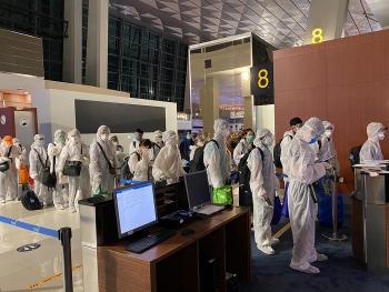 Thêm chuyến bay đưa 800 công dân Việt Nam từ hơn 20 quốc gia về nước an toàn