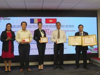 Rumani và Việt Nam: phát triển trong cả đối ngoại chính trị và quan hệ hợp tác