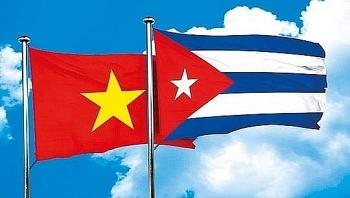 Điện mừng 60 năm thiết lập quan hệ ngoại giao giữa hai nước Việt Nam - Cuba