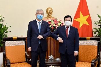 Doanh nghiệp Hàn Quốc tìm hiểu cơ hội mở rộng đầu tư kinh doanh tại các địa phương của Việt Nam