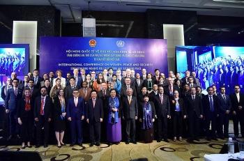 Liên hiệp quốc cảm ơn Việt Nam vì sáng kiến thúc đẩy vấn đề phụ nữ, hoà bình và an ninh