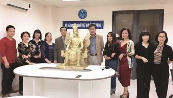 Kiều bào từ 20 quốc gia tìm sức mạnh cội nguồn dân tộc Việt Nam