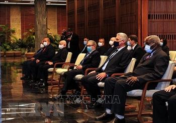 Thủ tướng Manuel Marrero Cruz: Cuba - Việt Nam sẽ tiếp tục sát cánh và chiến thắng như trong lịch sử