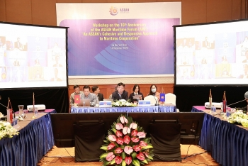 ASEAN kiểm điểm lại tình hình hợp tác biển trong 10 năm