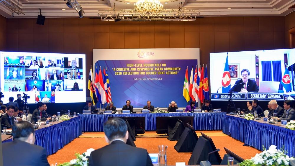 """Việt Nam đã thể hiện được sự linh hoạt, sáng tạo, chủ động và phát huy vai trò """"nòng cốt"""" trong ASEAN"""