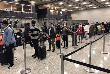 Thêm chuyến bay đưa 1.050 công dân từ Hoa Kỳ, Nhật Bản, Hàn Quốc về nước