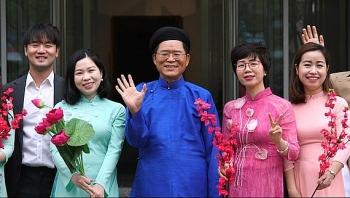 Đại sứ quán Hàn Quốc tung MV ca nhạc hy vọng về tương lai tươi sáng cho tình hữu nghị Việt - Hàn
