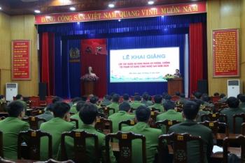 Công an Bắc Ninh tập huấn an ninh mạng, phòng chống tội phạm sử dụng công nghệ cao