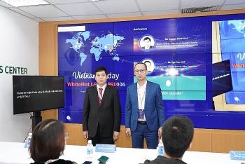 10 đội tham gia cuộc thi an ninh mạng toàn cầu do Việt Nam tổ chức