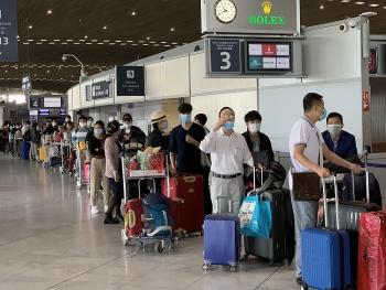 Thêm chuyến bay đưa 280 công dân Việt Nam từ châu Âu, châu Phi và Nam Mỹ về nước