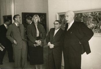 Bảo tàng Lịch sử Đức (DHM) tổ chức triển lãm về tương tác giữa chính trị và nghệ thuật tại Đức sau năm 1945
