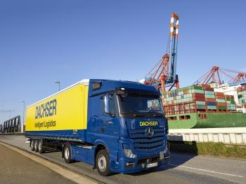 Công ty Dachser khai trương dịch vụ vận chuyển nhanh LCL giữa Bờ Tây nước Mỹ và Trung Quốc