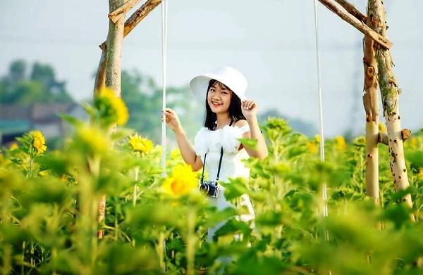 canh dong hoa huong duong o quang binh hut du khach trong dip nghi le 304