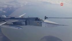 Video: Mãn nhãn pha tiếp nhiên liệu ở độ cao 8000 m của các chiến đấu cơ Nga