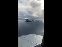 Video: Tiêm kích MiG-31K của Nga mang tên lửa siêu thanh có thể hủy diệt tàu sân bay tại Bắc Cực