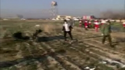 iran thua nhan ban nham may bay ukraine khien hon 170 nguoi thiet mang