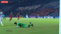 Video: Những pha cứu thua xuất thần của thủ môn Bùi Tiến Dũng
