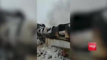 cong bo video hien truong tham khoc vu may bay my bi ban roi o afghanistan