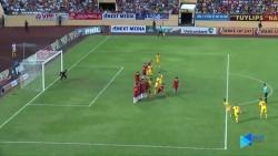 video xem lai nhung pha sut phat man nhan nhat v league 2019 truoc khi buoc vao mua giai moi