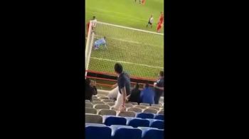 video cau thu nhan ket dang khi nghe cdv chi huong sut penalty