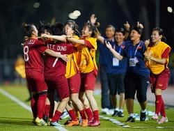 dt bong da nu viet nam chot danh sach dau tran play off olympic 2020 loai nhung ai