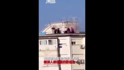 Video: Cảnh sát Italia đi trực thăng bắt nhóm người tụ tập nhậu nhẹt trên tầng thượng khi đang phong tỏa vì COVID-19