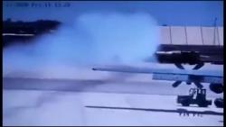 Video: Khoảnh khắc tiêm kích Su-25 tự phóng tên lửa khiến 4 người thiệt mạng