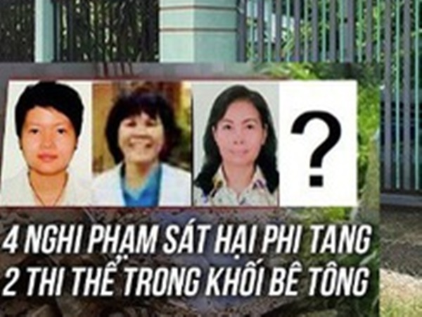 vu 2 thi the trong be tong lo dien nghi can thu 4 them nhieu loi khai moi rung ron
