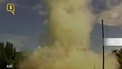 video trung quoc khoe ten lua giua chien tranh thuong mai
