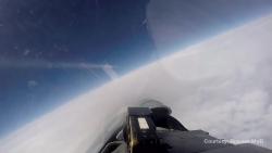 Video: Su-27 Nga chặn đứng máy bay do thám Mỹ, Thụy Điển