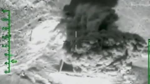 video xe tang bay nga doi mua bom huy diet ham ngam phien quan syria