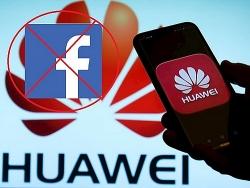 vi sao facebook tram lan thu 2 huawei