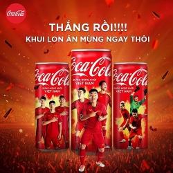 quang cao mo lon viet nam duoc coca cola thay doi the nao