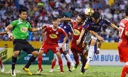 """Lịch thi đấu vòng 3 V-League 2020 mới và đầy đủ nhất: Hà Nội FC đại chiến """"phố Núi"""""""