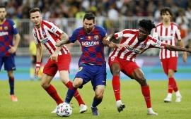 Lịch thi đấu bóng đá Tây Ban Nha (La Liga 2019/2020) vòng 33 mới và đầy đủ nhất
