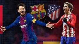 Nhận định, dự đoán, soi kèo và link xem Barcelona vs Atletico Madrid (3h00-1/7)