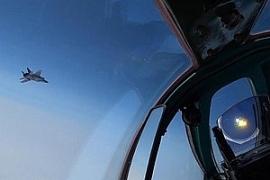 Màn bám đuổi nghẹt thở giữa tiêm kích NATO và chiến đấu cơ Nga trên biển Barents