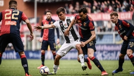 Soi kèo, link xem trực tiếp bóng đá trận Genoa vs Juventus (2h45-1/7)