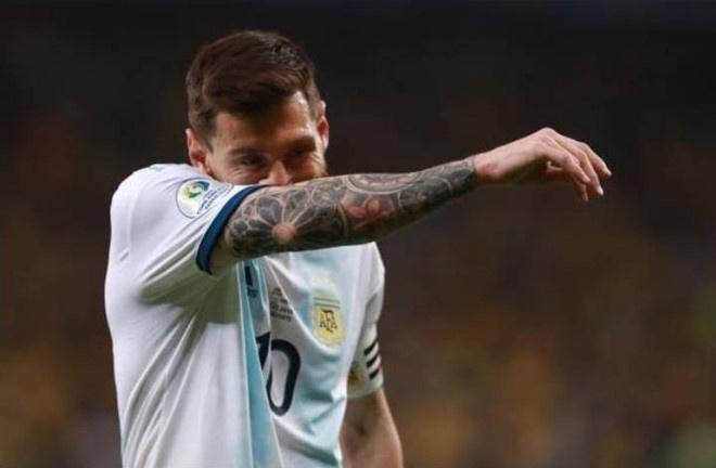 nhin brazil thang tien chung ket copa america 2019 12 nam ac mong voi messi