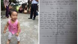 Xót xa bé gái 1 tuổi bị bỏ rơi để mẹ đi lấy chồng