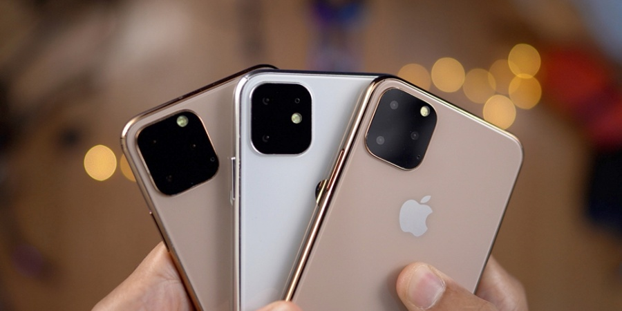 lo clip thiet ke cuoi cung cua bo 3 iphone 11 sap duoc apple ra mat