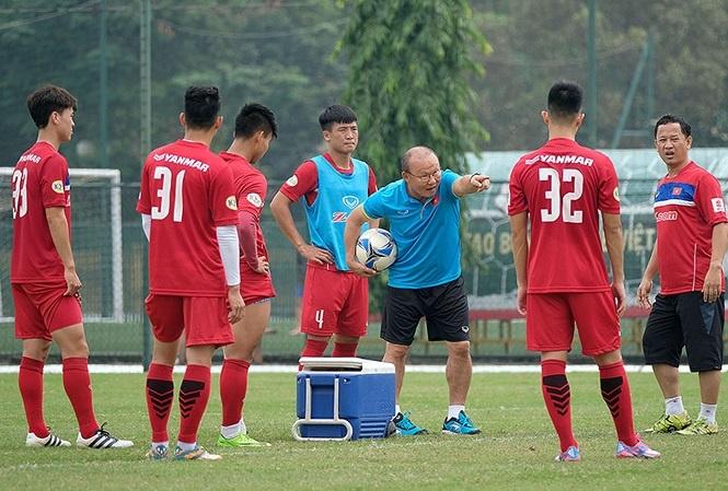doi lich v league de uu tien world cup 2022 ong park hang seo len tieng