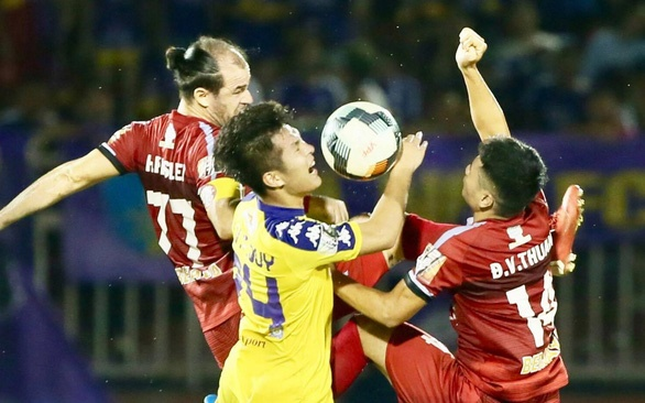 lich thi dau vong 19 v league 2019