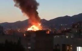 Phòng khám bệnh bất ngờ phát nổ ở Iran, 19 người thiệt mạng